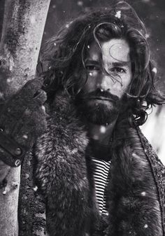 If Dembar ever grew out his hair, which I think I'll have him do for a disguise, this would be it. Exactly.