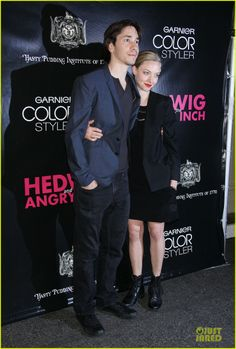Amanda Seyfried & Justin Long - Hedwig And The Angry Inch (22-Abril-2014)