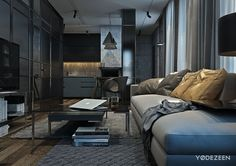 Apartment Brooklyn by YoDezeen (6)