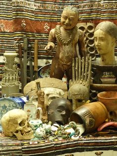 A selection of curiosities in our January Country House auction