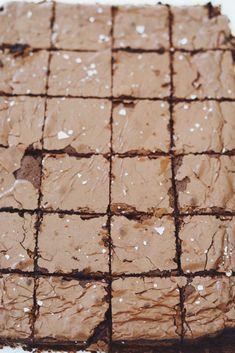 Best Brownies, Fudgy Brownies, Snack Recipes, Dessert Recipes, Snacks, Desserts, Danish Dessert, Brownie Ingredients, Espresso Powder