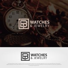 Up and Coming Watch Store/Brand needing rebranding Designers choose,This is our favorite - so clean and yet very rich. Retail by PCStudio99