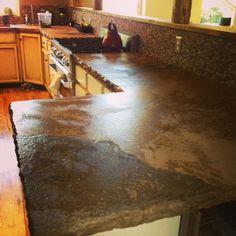 Concrete Countertops Utah Concrete Countertops Counters Decorative Concrete Products