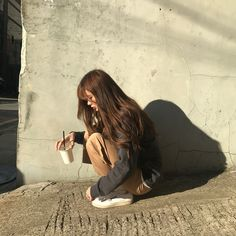 ➷ulzzang ღ girls➶ Mode Ulzzang, Ulzzang Korean Girl, Korean Aesthetic, Aesthetic Girl, Uzzlang Girl, Cute Korean, Tumblr Girls, Girl Photography, Girl Photos