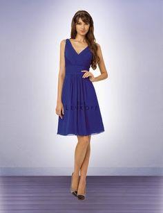 Modernos vestidos de damas de honor | Vestidos elegantes 2015