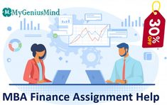 My Genius Mind is a renowned and reliable academic portal. Here the students can get the best finance assignment solutions online by MBA qualified experts. Personal Finance, Portal, Students, Writing, Business, Projects, Log Projects, Blue Prints, Business Illustration