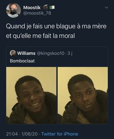 French Meme, Me Quotes, Funny Quotes, Best Tweets, Funny Messages, Bad Mood, Tequila, Haha, Jokes