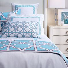 There's nothing like the refreshing feel of crisp cotton bedding to ensure a good night's sleep.