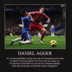 the day has come.. best of wishes Dagger YNWA!!!