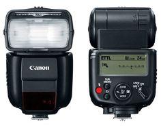 Canon Unveils the Radio-triggered Speedlite 430EX III-RT