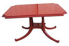 1960s Egyptian-Motif Dining Table on OneKingsLane.com