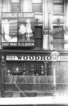 Market Street, Manchester, 1896