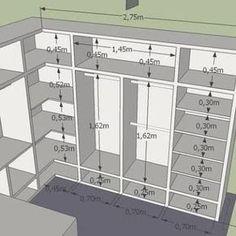 ideas for master bedroom closet designs