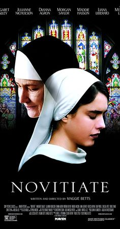 Directed by Maggie Betts.  With Eline Powell, Dianna Agron, Julianne Nicholson, Margaret Qualley. Set in the early 1960s and during the era of Vatican II, a young woman in training to become a nun struggles with issues of faith, the changing church and sexuality.
