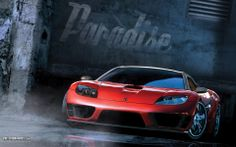 Video game car, from the Burnout series. Boss Wallpaper, Paradise Wallpaper, 4k Wallpaper For Mobile, Lamborghini, Burnout Paradise, Car Images, Car Wallpapers, World Of Warcraft, Car Ins