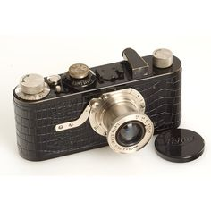 1927 * Leica 1 model A , Elmar , Snakeskin -  est. 10,000 pounds