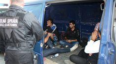 Slovak police detain 27 migrants during weekend