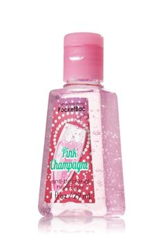 Pink Champagne PocketBac Sanitizing Hand Gel - Anti-Bacterial - Bath & Body Works