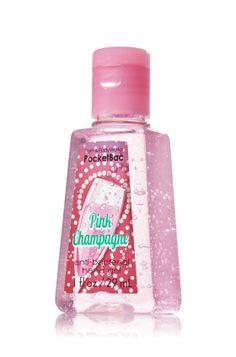 Pink Champagne PocketBac Sanitizing Hand Gel - Anti-Bacterial - Bath & Body Works