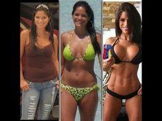 El antes y después de Michelle Lewin, The before and after Michelle Lewin - YouTube