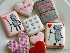 www.occasionalcookies.blogspot.com By Carolyn Woods
