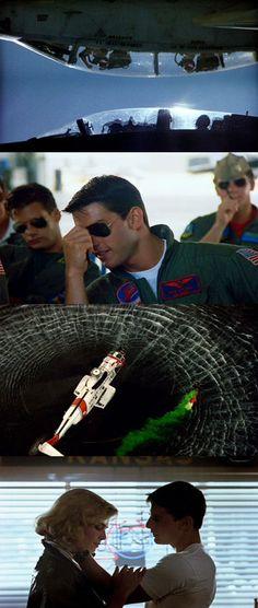 Top Gun, love this movie <3