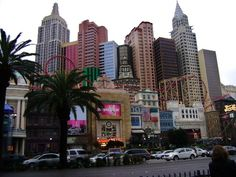 New York, New York Hotel, Las Vegas, Nevada, United States