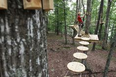 Fall Creek Falls State Park opening aerial adventure park and zip line (with video)
