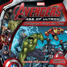 Disney Consumer Products Launches  Marvel's Avengers: Age of Ultron Merchandise