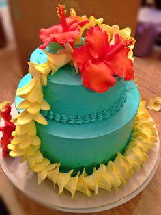 68 Best Hawaiian Theme Cakes Images