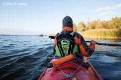 Canoeing @ Vaasa, Photographer Katja Lösönen
