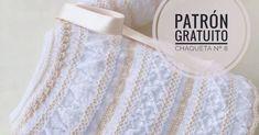 Baby Knitting, Knit Crochet, Crochet Patterns, Lana, Ely, Women, Baby Dresses, Molde, Baby Cocoon Pattern