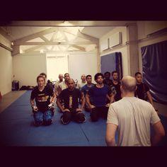 Sensei ni rei @ R-Grip MMA Gym