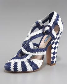 Prada, Neiman marcus...Like these style of shoes
