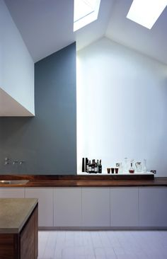 Jonathan Tuckey West London two flats re-connected | Remodelista