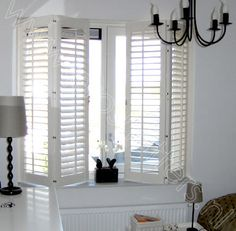 Love the shutters ♥