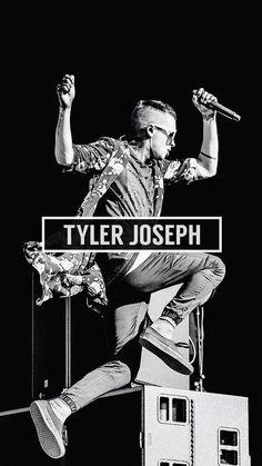 Twenty One Pilots // Tyler Joseph Tyler Y Josh, Tyler Joseph, Kinds Of Music, My Music, Misty Eyes, I Love Him, My Love, Memes, Staying Alive