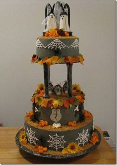 #Halloween What an amazing CAKE!! OMG