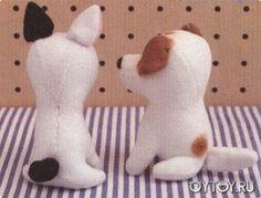 Шьем собаку. Как сшить собачку. Песик своими руками. Щенок ручная работа. Мастер-класс по созданию собаки. Текстильная игрушка своими руками. Выкройка собаки. Ханд мейд. Ручная работа Handmade зверята