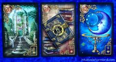 The Seeker wants to know if there is hope for the future or if it is time to move on in FREE intuitive Lenormand reading number 36.