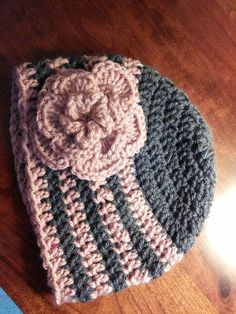 Another girl's hat