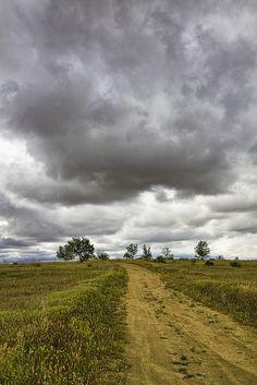 Nubes de tormenta / Storm clouds (Madrid)    www.vicentemendez.com