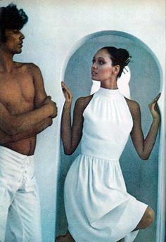 Lynn Woodruff by Raymundo le Larrain 1971