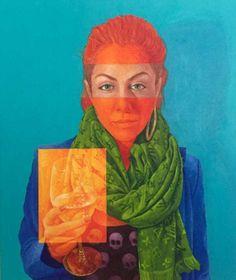 Artista daltônico transforma cenas cotidianas em obras de arte