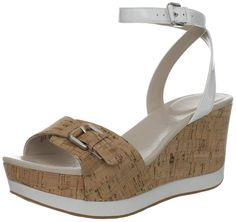 Rockport Women's Talayah Buckle Wedge -- Find out more details by clicking the image - Platform sandals