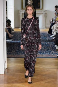 All the Looks from the Valentino SS17 Show