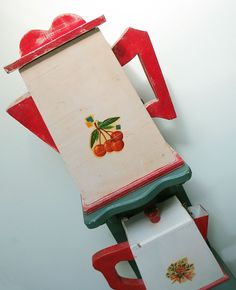 Vintage Soap Powder Dispensers