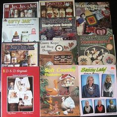 lot of 21 craft booklets  http://www.ebay.com/soc/itm/271223069310   lot of 21 craft booklets in Crafts , Home Arts Crafts , Other |eBay