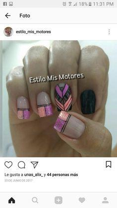 Nail Colors, Color Nails, Nail Art, Nail Design, Virginia, Beauty, Flowers, Finger Nails, Short Nail Designs