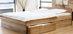 Seng med opbevaring: 9 senge med skuffer og hylder